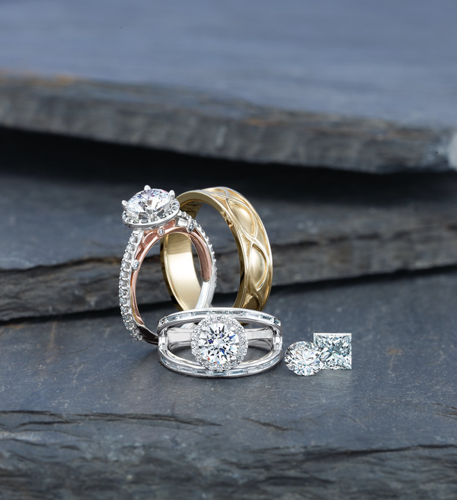 Engagement Rings New Gild Jewelers